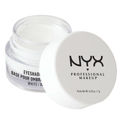 Nyx Cosmetics Eye Shadow Base Primer 0.25Oz 100X Brightening Effect