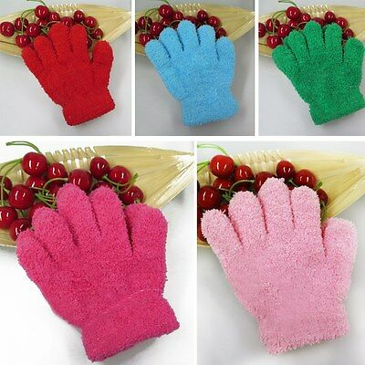 Baby Toddler Mittens Gloves Feather Soft Feel Boys & Girls Winter Warm One Size