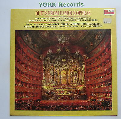 CFP 41 4498 1 - DUETS FROM FAMOUS OPERAS - Various - Excellent Con LP Record