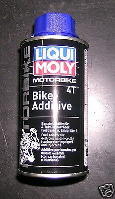 1581 Additivo Carburante MOTO  LIQUIMOLY Bike Additive 4T 125ml