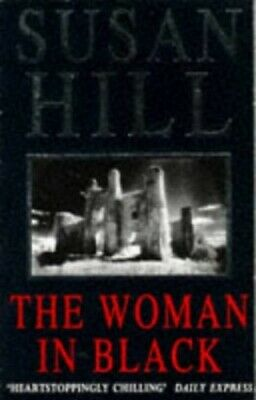 The Woman in Black by Hill, Susan. Paperback Book The Cheap Fast Free Post