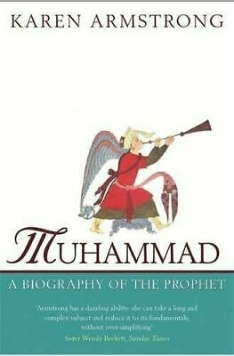 Muhammad: A Biography of the Prophet by Karen Armstrong (Paperback) New Book