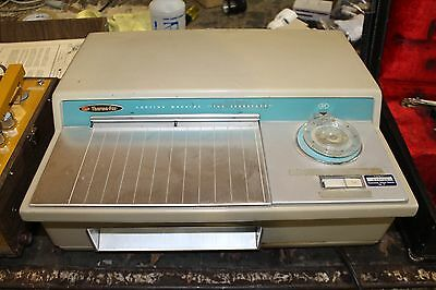 Thermofax Copy Machine 3M Transparency Maker Tattoo Flash Stencil The Secretary