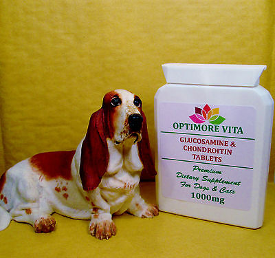 Optimore Vita Glucosamine & Chondroitin For Dogs & Cats 100 Tablets