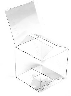 Clear GIFT BOXES 10/11oz Mugs Presentation Transparent Sublimation See Through