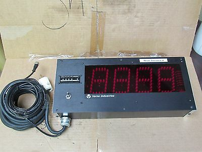 Vorne 4 Digit Digital Counter Timer Display 77/256M-12S-30-4 77256M12S304