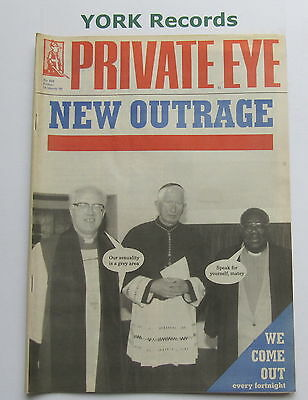 PRIVATE EYE MAGAZINE - Issue 868 - Friday 24 March 1995