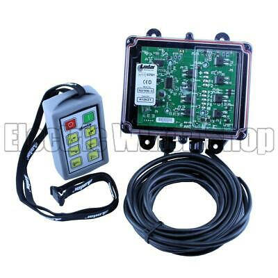 Lodar 12/24v 6 Function Wireless Control and Receiver 1L&1R
