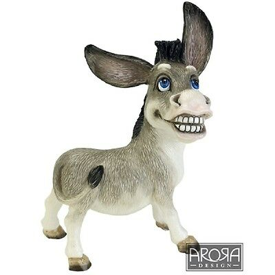 Little Paws 3018 Wonky the Donkey Figurine