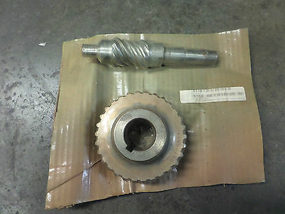 No Name Gear Worm and Brass Gear SET-S-53 SETS53 7305-2150 7305-300 New