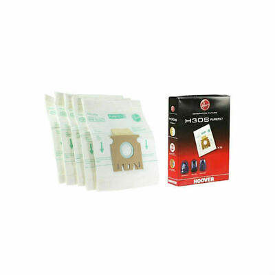 Genuine HOOVER H30S Dust Bags for T Series Vacuum Cleaners Pack of 5