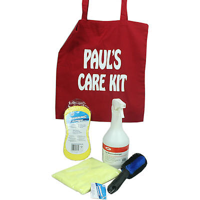 Personalised Motorcycle & Scooter Wash Care Kit - German Grade Quality Free P&P