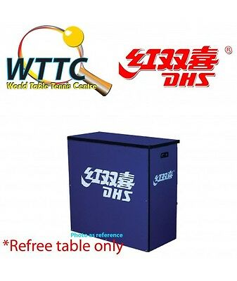 Double Happiness RF01 Table Tennis Referee Table