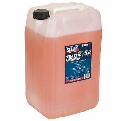 Sealey General Purpose Concentrated TFR Detergent With Wax - 25ltr - SCS004