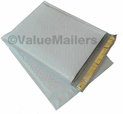 100 Size #2 8.5x12 Poly Bubble Mailers Plastic Envelopes Airjacket Brand