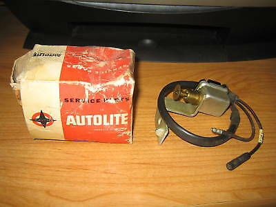 NOS 1964-1965 Ford Falcon 1965 Mercury Comet M/T Back-Up Light Lamp Switch