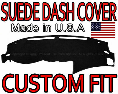 CHARCOAL GREY Fits 2007-2018 NISSAN  FRONTIER DASH COVER MAT DASHBOARD PAD