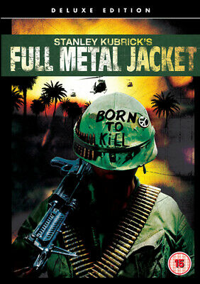 Full Metal Jacket (Definitive Edition) DVD (2008) Matthew Modine, Kubrick (DIR)