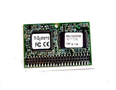 M-Systems MD1171-D192 iDOC V1.09 192MB 44-Pin IDE Memory Module