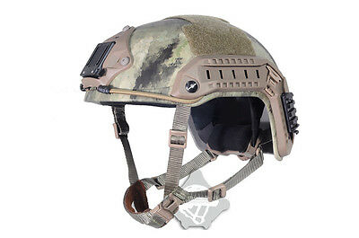 FMA MH Maritime A-TACS Tactical Military Protective Helmet for airsoft paintball