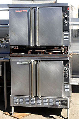 Double CONVECTION OVEN by Zephaire Gas Bakery