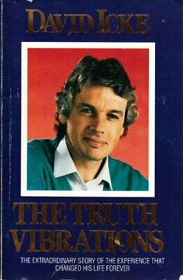 The Truth Vibrations by Icke, David Paperback Book The Cheap Fast Free Post