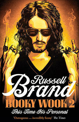 Booky Wook 2: This Time it's Personal by Russell Brand, New Book (Paperback)