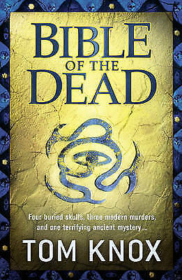 The Bible of the Dead by Tom Knox (Paperback, 2011) New Book