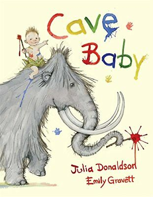 Cave Baby, Donaldson, Julia Hardback Book The Cheap Fast Free Post