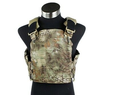 TMC Tactical Strandhogg Plate Cut Plate Carrier vest MAD for airsoft paintball