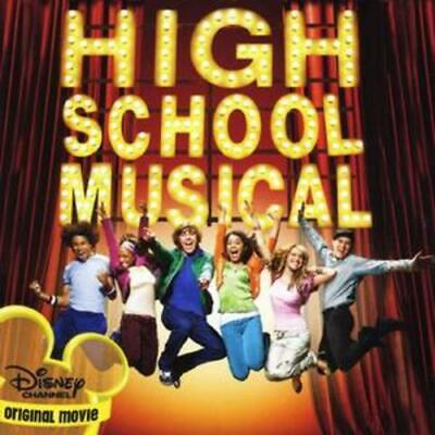 Various Artists : High School Musical: Original Movie Soundtrack CD (2006)