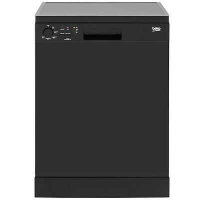 Beko DFC05R10B A+ Dishwasher Full Size 60cm 12 Place Black New from AO