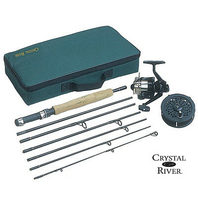 Crystal River 7' Spin/Fly Executive Travel Pack