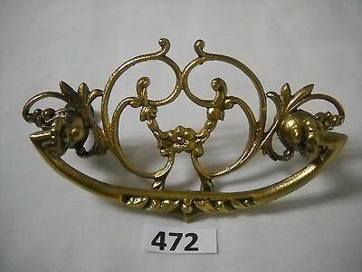 "Antique Brass Drawer Pull 3"" Centers"