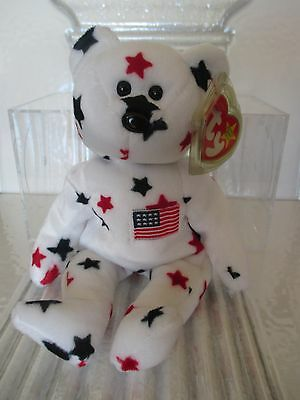 Ty Beanie Babies Collection Glory Dob : July 4, 1997 Read Details Please