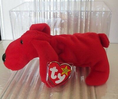 Ty Beanie Babies Collection Rover Dob : May 30, 1996 Read Details Please