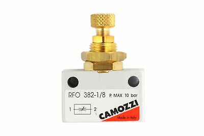 Precision Flow Controller by Camozzi