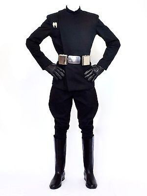 Licensed Star Wars Museum Replicas Imperial Death Star Officer Costume