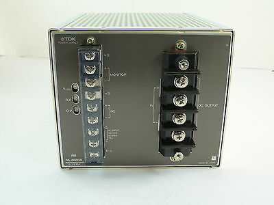 TDK RM05-60RGB Switching Power Supply New Surplus