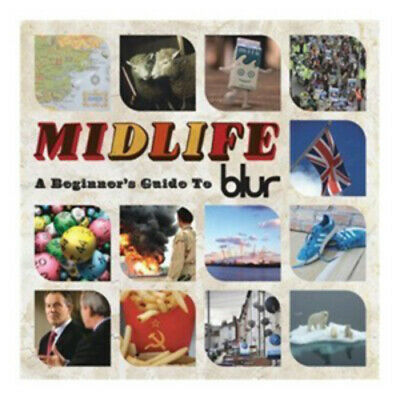 Blur : Midlife: A Beginner's Guide to Blur CD (2009)