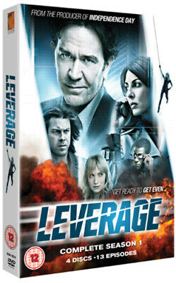 Leverage: Complete Season 1 DVD (2010) Timothy Hutton