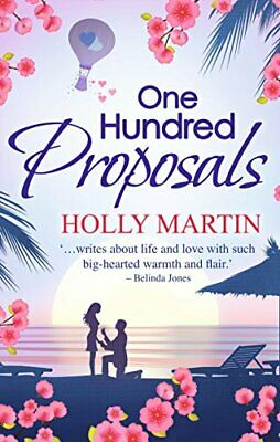 One Hundred Proposals by Martin, Holly Book