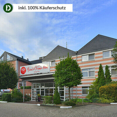 Lüneburger Heide 3 Tage Hodenhagen Michel & Friends Hotel Gutschein Halbpension