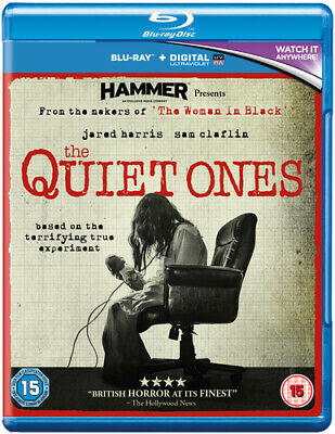 The Quiet Ones Blu-ray (2014) Jared Harris