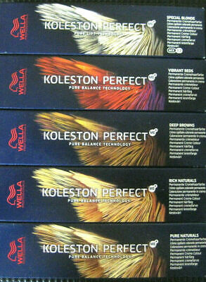 Haarfarbe Wella Koleston perfect PURE NATURALS 60 ml deutsche Ware €18,32/100ml