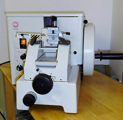 Leitz 1516 automated microtome
