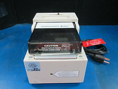 NewBold Addressograph M/N: 830 Credit Card Imprinter S/N: 109607