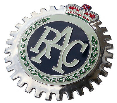Royal Automobile Club Car grille badge - RAC
