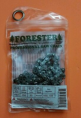 "16"" Chainsaw Chain  3/8LP .050 Gauge 55 DL fits many Stihl Chainsaw"