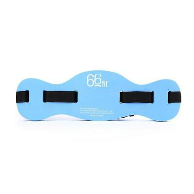 66fit Aqua Buoyancy Swimming Belt - Floatation Jogging Hydrotherapy Swim Pool
